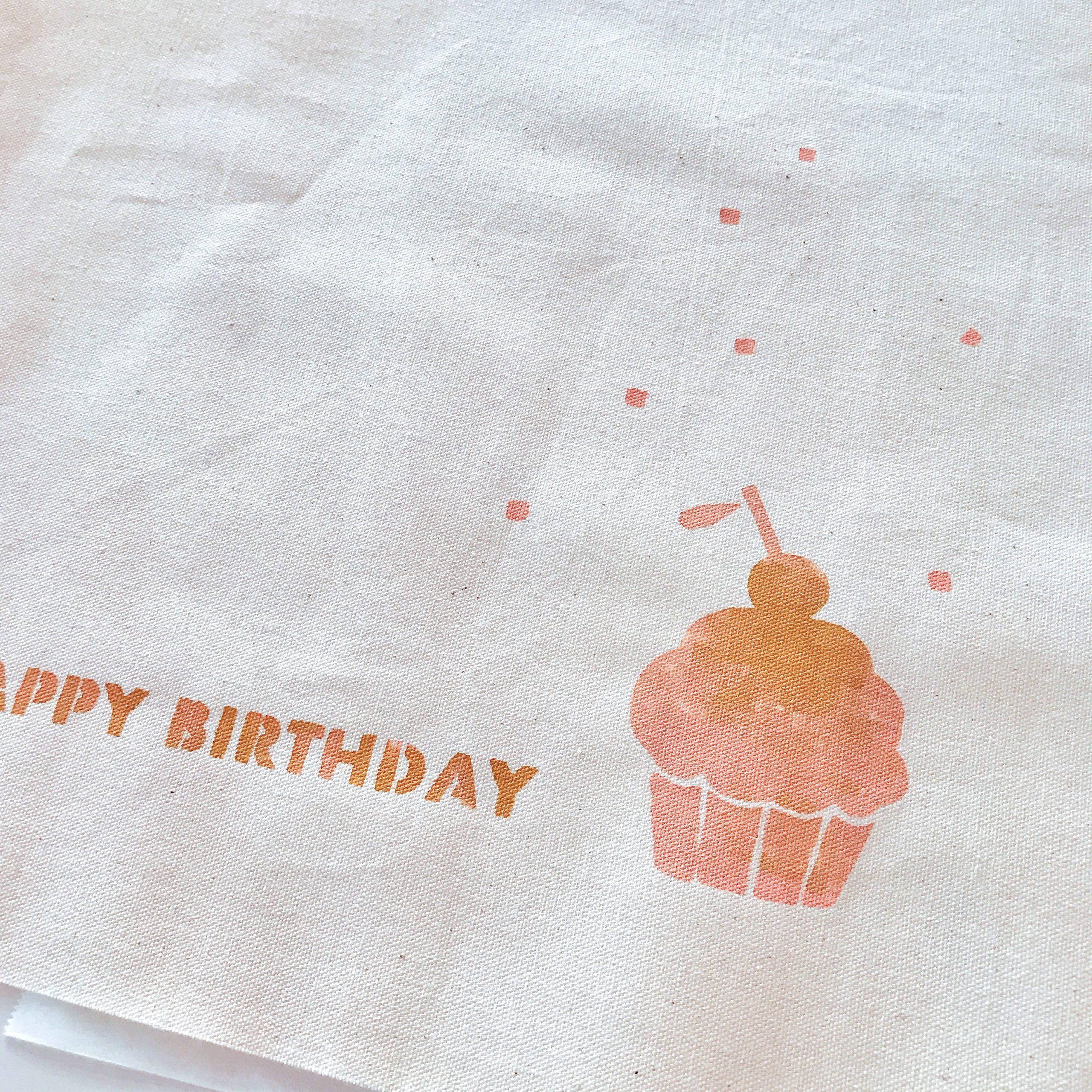 NEWデザイン「Birthday」ネットショップへ追加しました。